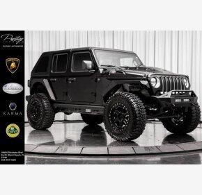 2018 Jeep Wrangler for sale 101381126