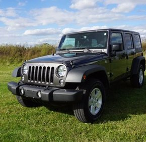 2018 Jeep Wrangler for sale 101381605
