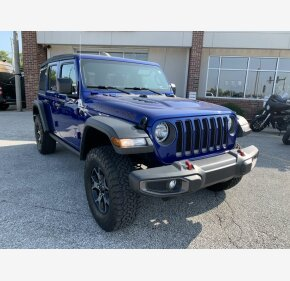 2018 Jeep Wrangler 4WD Unlimited Rubicon for sale 101381866
