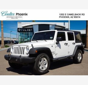 2018 Jeep Wrangler for sale 101382763
