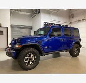 2018 Jeep Wrangler for sale 101393228