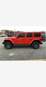 2018 Jeep Wrangler 4WD Unlimited Rubicon for sale 101395169