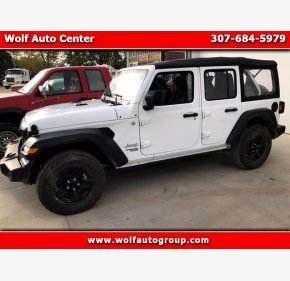 2018 Jeep Wrangler for sale 101407037