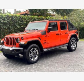 2018 Jeep Wrangler for sale 101410885