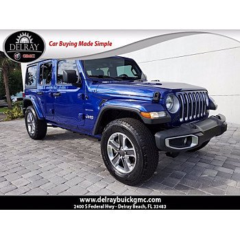 2018 Jeep Wrangler for sale 101410940