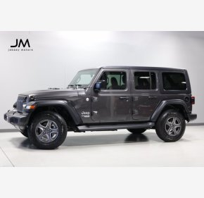 2018 Jeep Wrangler for sale 101430870