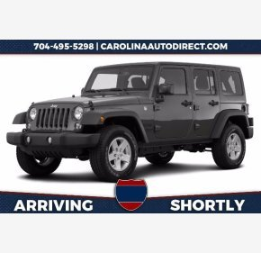 2018 Jeep Wrangler for sale 101431623