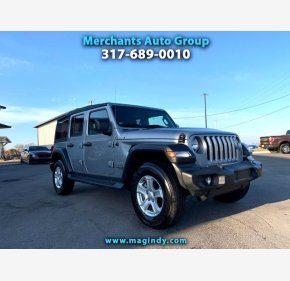 2018 Jeep Wrangler for sale 101436437