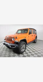2018 Jeep Wrangler for sale 101454410