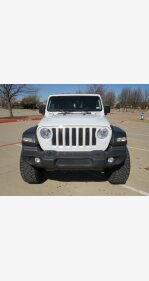 2018 Jeep Wrangler for sale 101460728