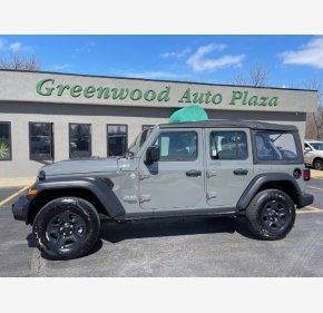 2018 Jeep Wrangler for sale 101479185