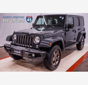 2018 Jeep Wrangler for sale 101484091