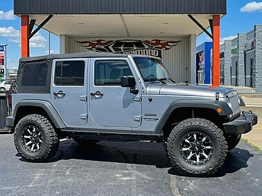 2018 Jeep Wrangler for sale 101496896