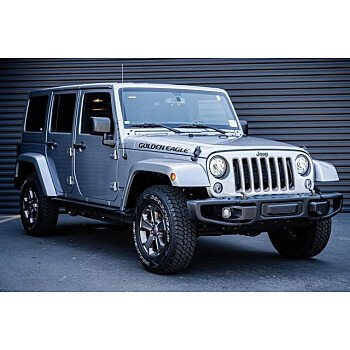 2018 Jeep Wrangler JK 4WD Unlimited Sport for sale 101524943