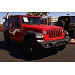 2018 Jeep Wrangler for sale 101538835
