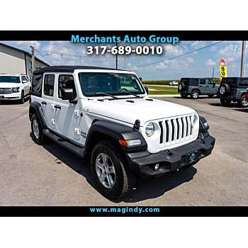 2018 Jeep Wrangler for sale 101569642