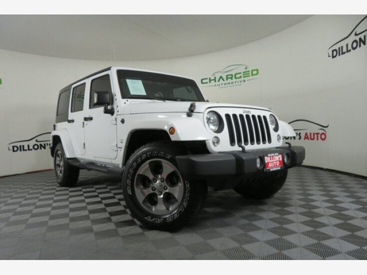 2018 Jeep Wrangler for sale 101597120