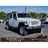 2018 Jeep Wrangler for sale 101625503