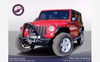2018 Jeep Wrangler for sale 101629631