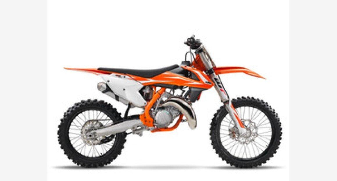 2018 KTM 125SX for sale 200562020