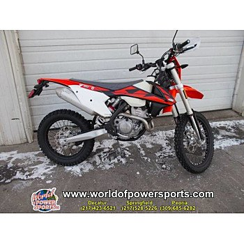 2018 KTM 250EXC-F for sale 200636943