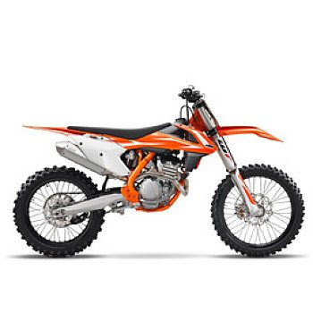 2018 KTM 250SX-F for sale 200562028