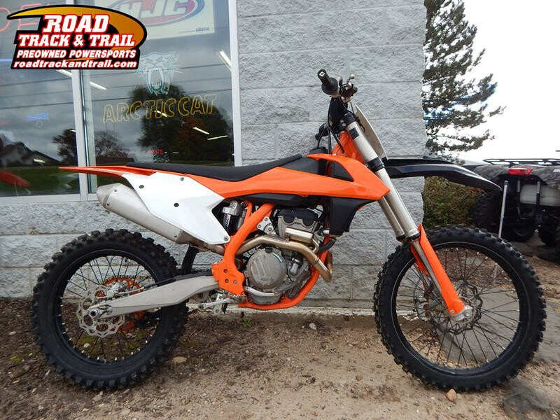 Ktm Motorcycles For Sale Fresno Ca >> 2018 KTM 250SX-F Motorcycles for Sale - Motorcycles on Autotrader