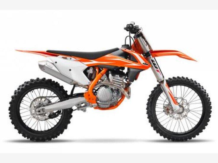 2018 KTM 250SX-F for sale 201146267
