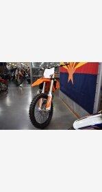 2018 KTM 250SX for sale 200527087