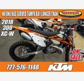 2018 KTM 300XC-W for sale 200698329
