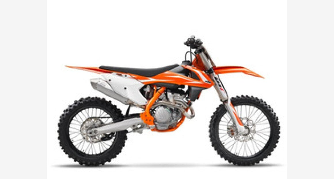 2018 KTM 350SX-F for sale 200562032