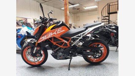 2018 KTM 390 for sale 200707113