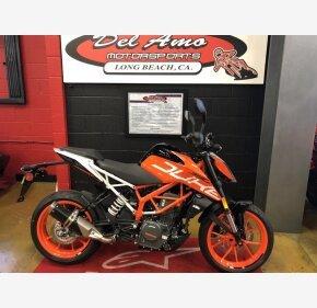 2018 KTM 390 for sale 200714166