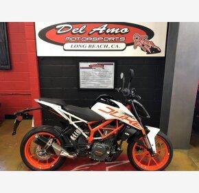 2018 KTM 390 for sale 200714232
