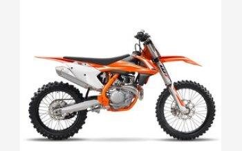 2018 KTM 450SX-F for sale 200562034
