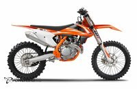2018 KTM 450SX-F for sale 200463593