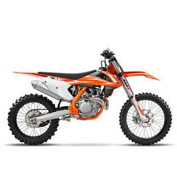 2018 KTM 450SX-F for sale 200562034