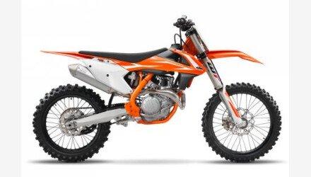 2018 KTM 450SX-F for sale 200584872