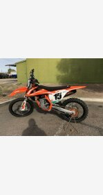 2018 KTM 450SX-F for sale 200667693