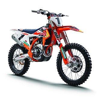 2018 KTM 450SX-F for sale 200704956