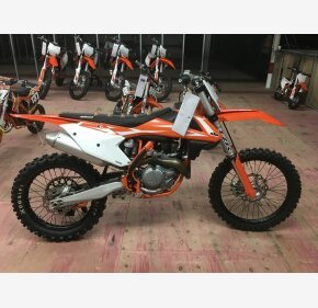 2018 KTM 450SX-F for sale 200903418