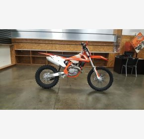 2018 KTM 450XC-F for sale 200713478