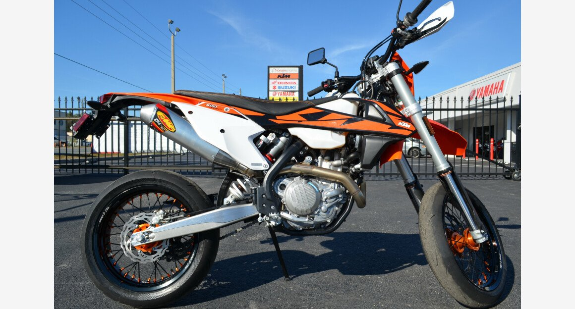 2018 KTM 500EXC-F for sale 200530174