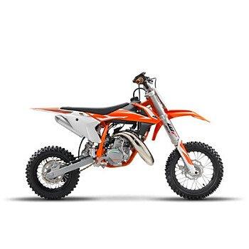 2018 KTM 50SX for sale 200565837