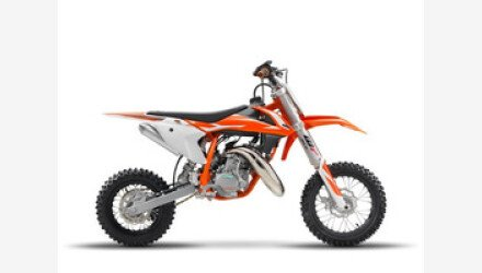 2018 KTM 50SX for sale 200562008