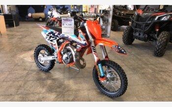 2018 KTM 65SX for sale 200591225