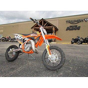 2018 KTM 65SX for sale 200632134