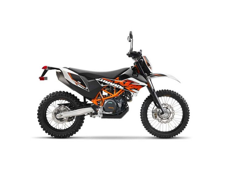 2018 KTM 690 R specifications