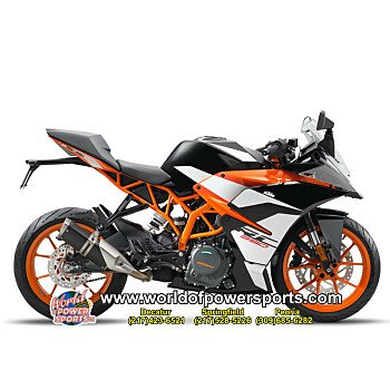 2018 KTM RC 390 for sale 200637109