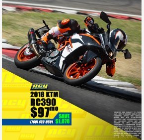 2018 KTM RC 390 for sale 200707327